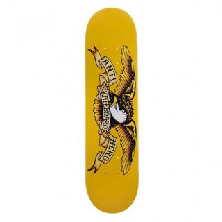 Antihero Classic Eagle Yellow Mini 7.3