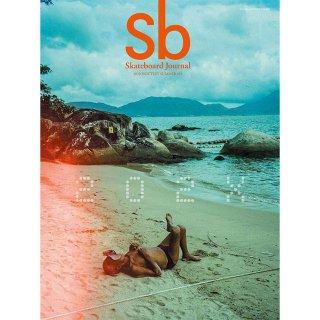 Sb Skateboard Journal Vol.35