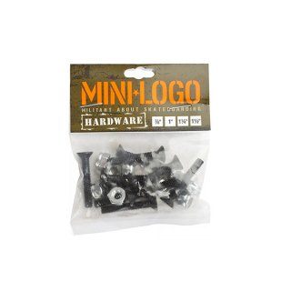 MINI LOGO BOLT 1 1/4