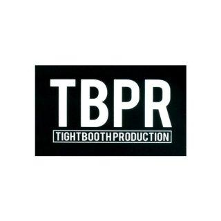 TIGHTBOOTH - TBPR SILK STICKER