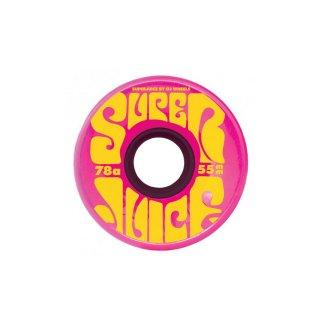 OJ - Mini Super Juice Pink 55mm 78a