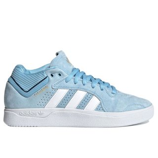 adidas - TYSHAWN Clear Blue/White/Gold