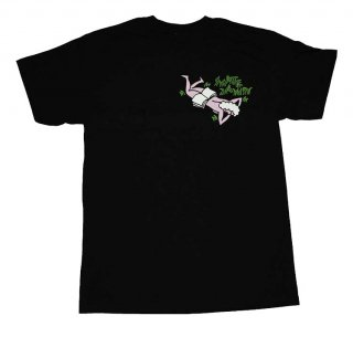 SKATE JAWN - Ass or Grass Tee - Black