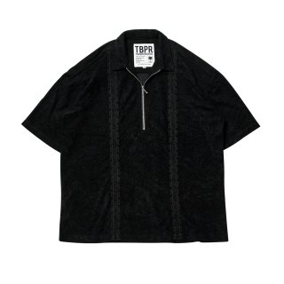 TIGHTBOOTH / ENCORE HALF ZIP SHIRT