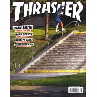 Thrasher Mag August 2020