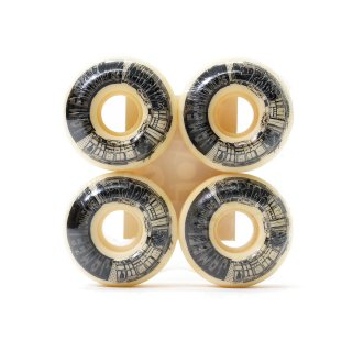 LOOP HOLE WHEEL - Jameel Douglas Pro 54mm  TEARDROP Shape