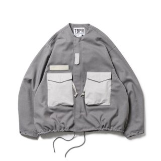 TIGHTBOOTH COLLARLESS FIELD JKT