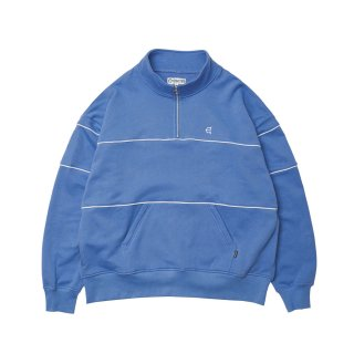 EVISEN PLUMBER HALF ZIP SWEAT