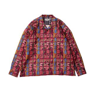 EVISEN WORLD HALL FLANNEL SHIRT