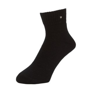 WHIMSY - VERSE SOCKS - BLACK