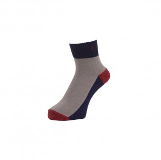 WHIMSY - VERSE KIDS SOCKS - NAVY