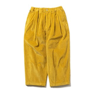 TIGHTBOOTH CORD BAGGY PANTS