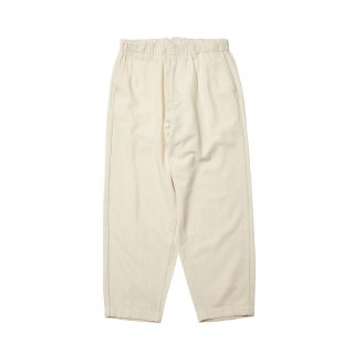 EVISEN EASY AS PIE STRIPE WOOL PANTS