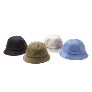 EVISEN SUEDE FLAP HAT