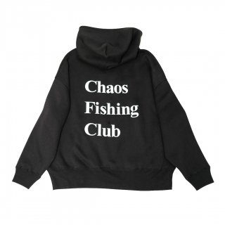 Chaos Fishing Club - OG LOGO HOODIE - Black