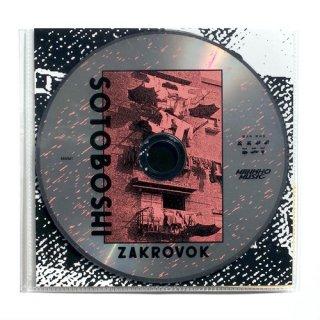 """MANWHO MUSIC """"SOTOBOSHI / ZAKROVOK"""""""