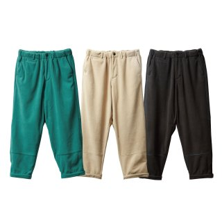 EVISEN STITCH FLEECE PANTS