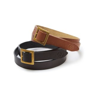 EVISEN WYE LEATHER BELT