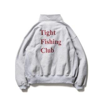 TIGHTBOOTH / CHAOS FISHING CLUB - FISHING SNAP SWEAT