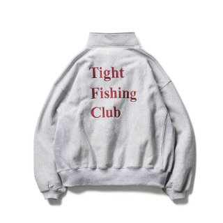 TIGHTBOOTH / CHAOS FISHING CLUB - FISHING SNAP SWEAT