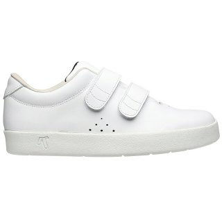 AREth - Late20 - I Velcro - White Leather