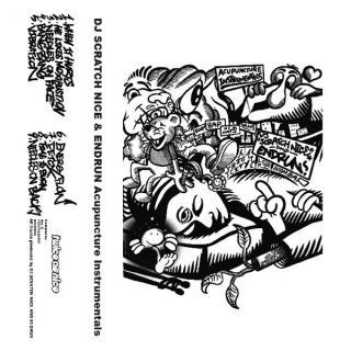 DJ SCRATCH NICE & ENDRUN - Acupuncture Instrumentals [TAPE]