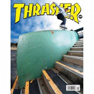 Thrasher Mag February 2021