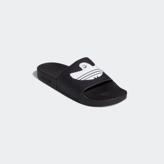 adidas - SHMOOFOIL SLIDE - Black