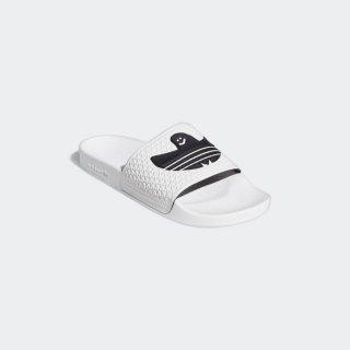 adidas - SHMOOFOIL SLIDE - White