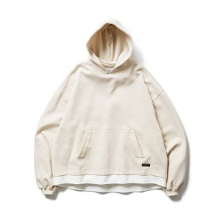 TIGHTBOOTH - SMOOTH LAYERED HOODIE