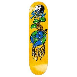 Polar Skate Co.- SHIN SANBONGI - Bonzai Ride - Yellow - 7.875