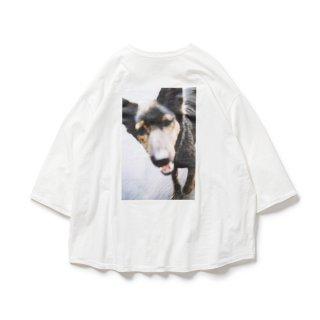 TIGHTBOOTH / JIRO KONAMI - DOG 7 SLEEVE T-SHIRTS