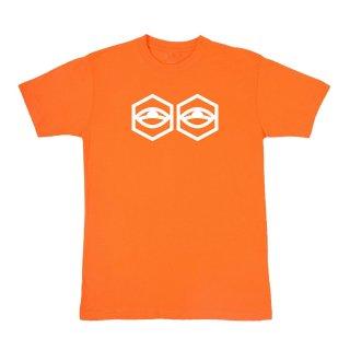 JETLAG BROTHERS - Eyes Tee - Orange