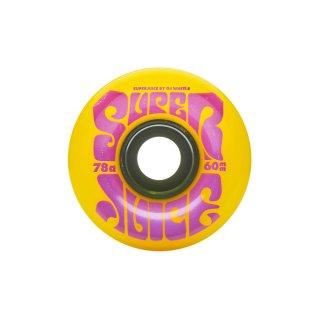 OJ WHEEL - SUPER JUICE Yellow 60mm 78a