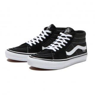 VANS - Skate Grosso Mid - Black/White/Emo Leather
