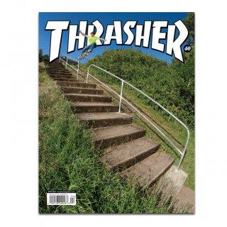 Thrasher Magazine April 2021 Issue #489