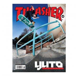 Thrasher Magazine June 2021 Issue #491