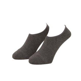 WHIMSY - No Show Socks - Grey