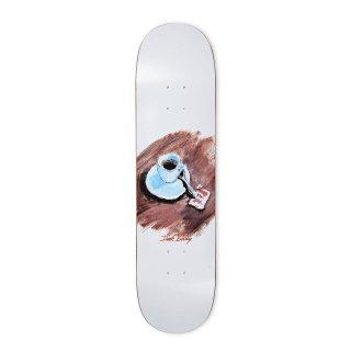 Polar Skate Co.- DANE BRADY - Cimbalino - White - 8.0
