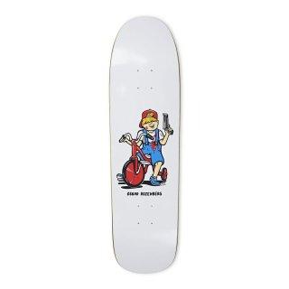 Polar Skate Co.- OSKAR ROZENBERG - Tricycle - White - 1991 Jr. - 8.65