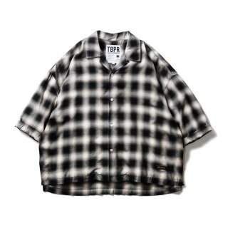 TIGHTBOOTH - OMBRE ROLL UP SHIRT