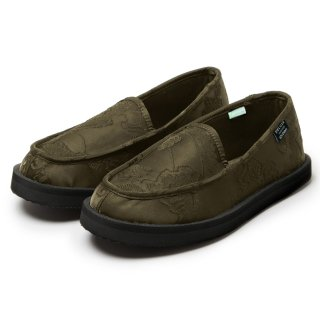 DELUXE / EVISEN - Suicoke CoMab - Olive