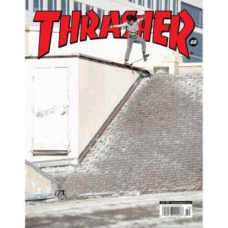 Thrasher Magazine October 2021 Issue #495