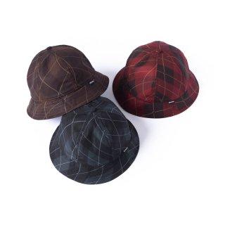 EVISEN -  BENT ARGYLE HAT