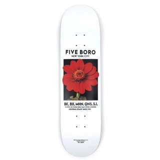 5BORO - FLOWER SEED RED - 8