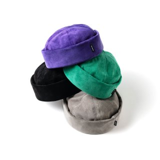 TIGHTBOOTH - SUEDE ROLL CAP