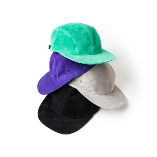 TIGHTBOOTH -SUEDE CAMP CAP