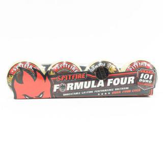 SPITFIRE / FORMULA FOUR CLASSIC / 52mm, 53mm , 54mm / 101DURO
