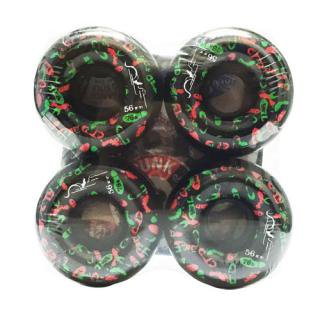 STRUSH / FOOT PRINTS SOFT WHEEL / 56mm / 75a