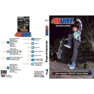 41VM. skateboarding / Vo.7